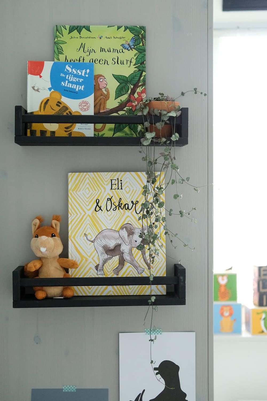 kinderboeken junglethema