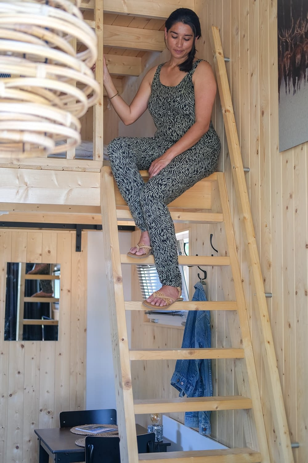 duurzame blogger in tiny house