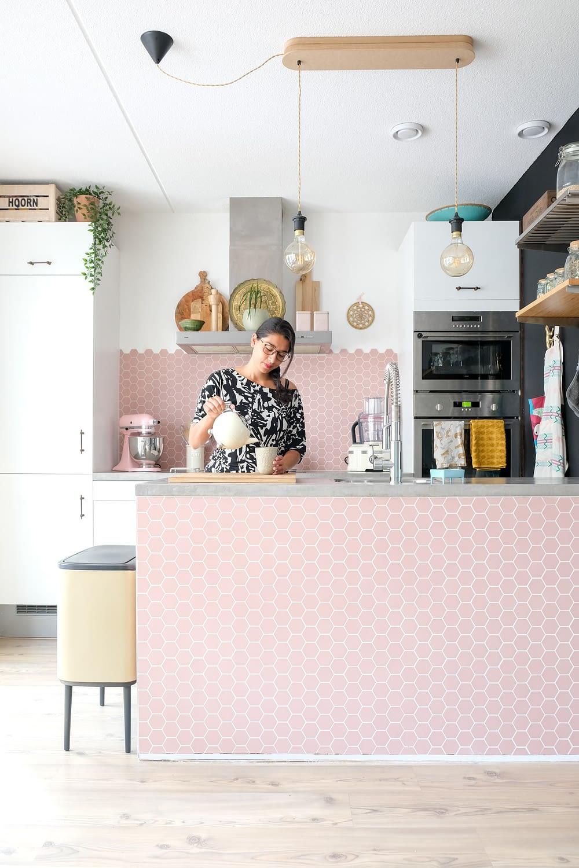 goedkope keuken make-over