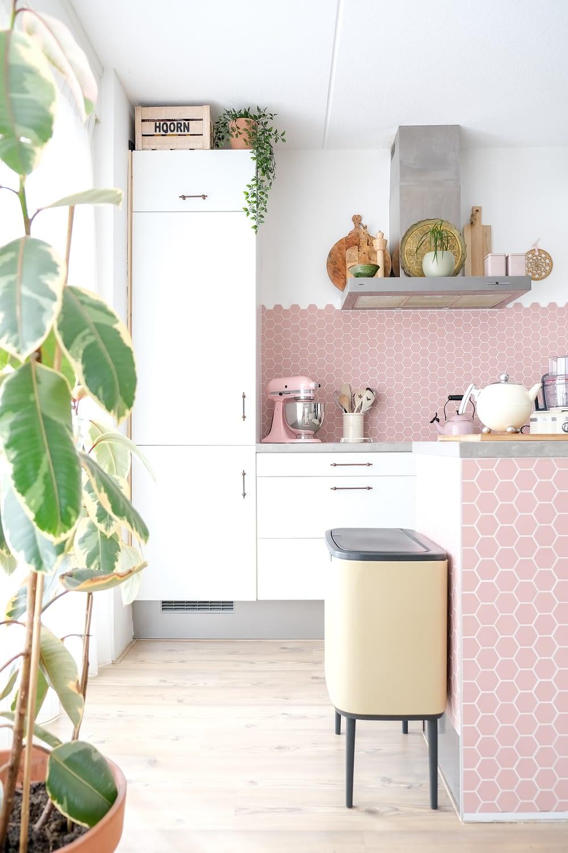 mooi wit flexa keuken