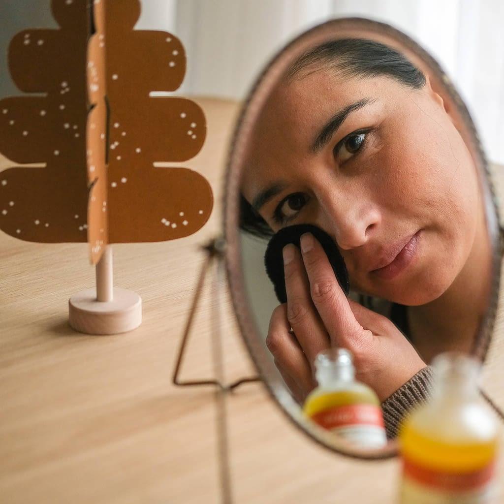 natuurlijke verzorging voor eco badkamer