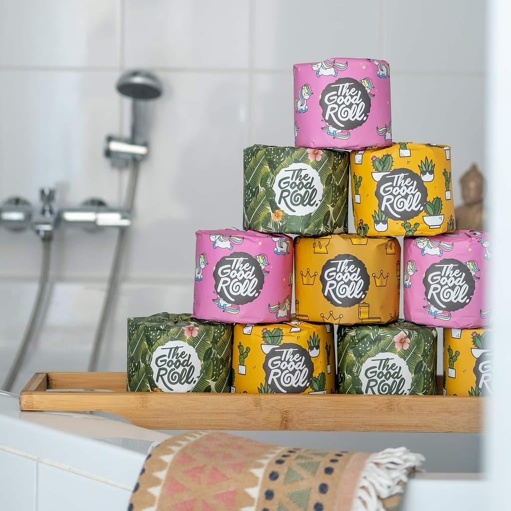 the good roll eco toiletpapier