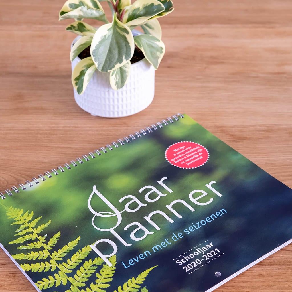 jaarplanner 2020 2021 review