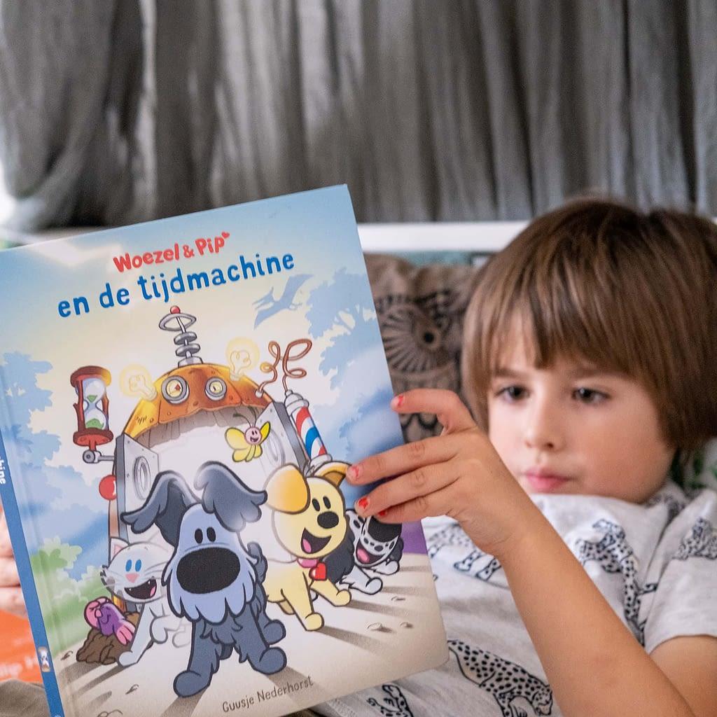 en toen thema kinderboekenweek 2020