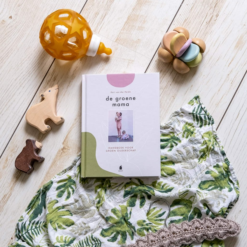 review de groene mama kari van der heide