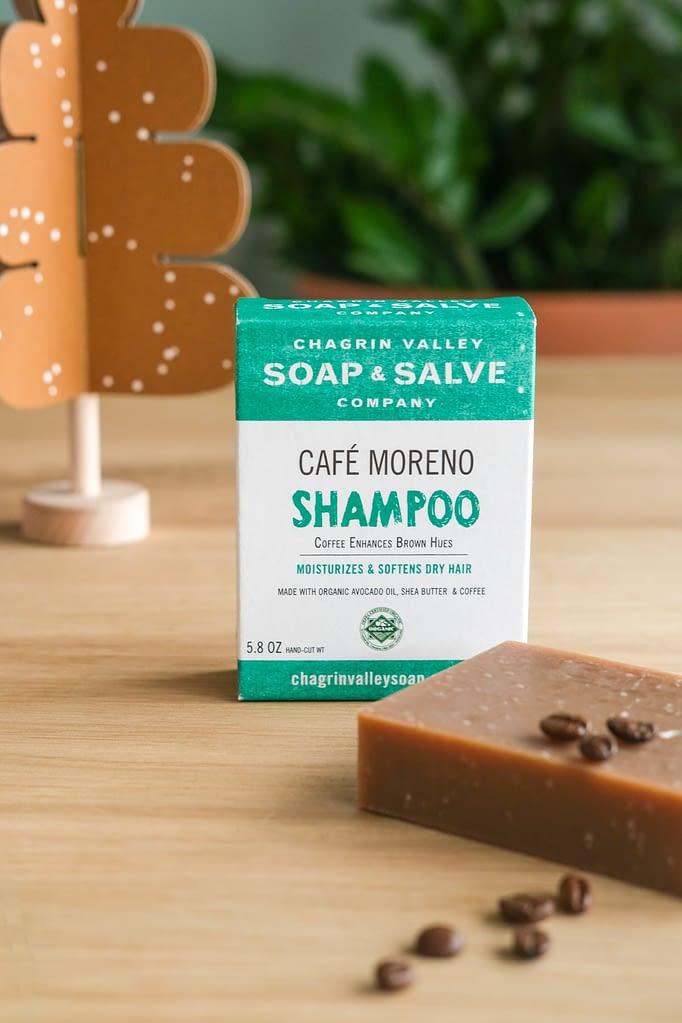 vegan shampoo duurzaam