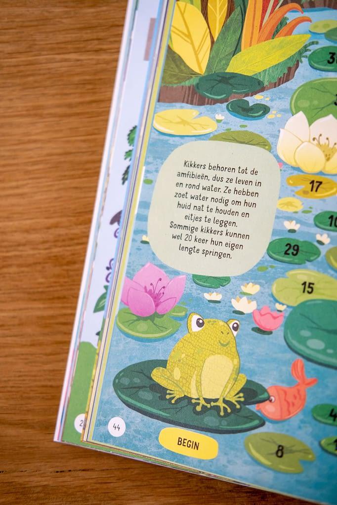informatief kinderboek over milieu en klimaat