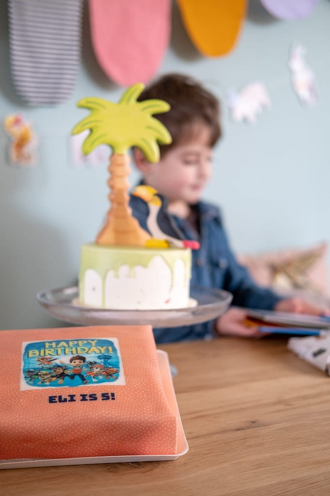 taart laten maken hema