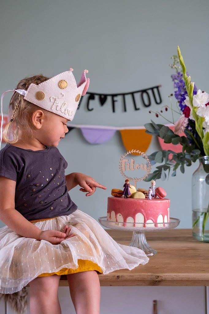 hema red velvet taart versieren