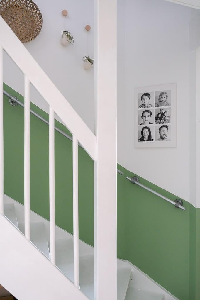 foto's in huis ophangen