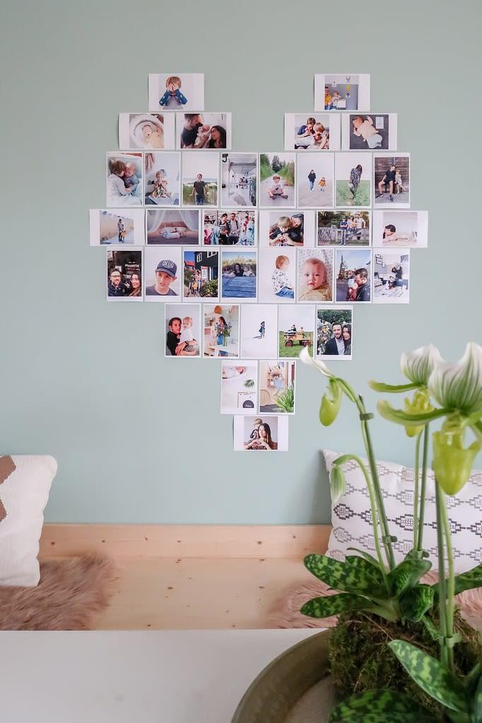foto's ophangen in huis inspiratie