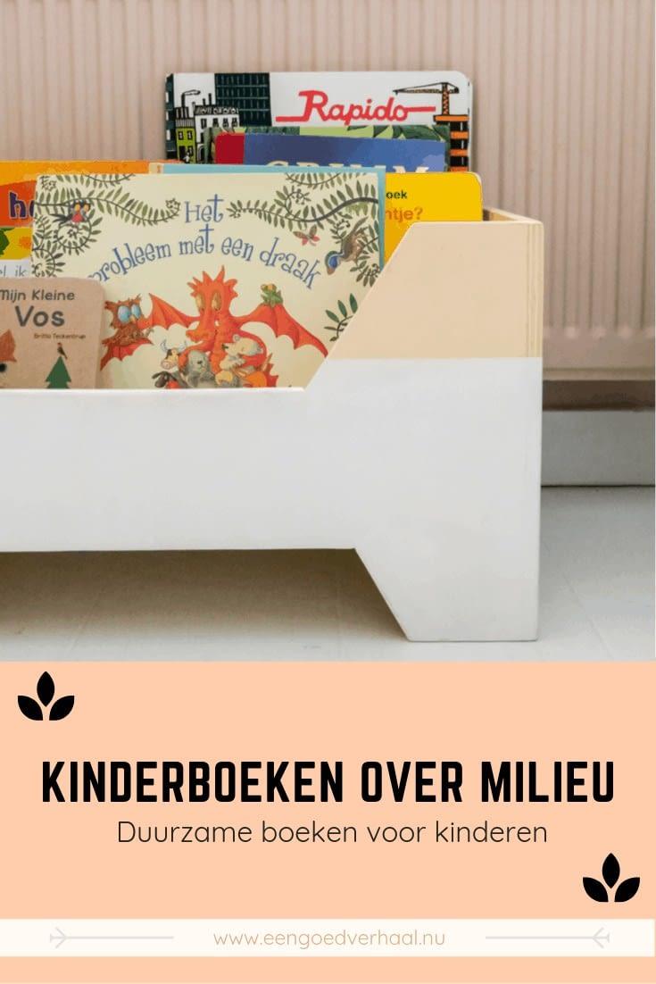kinderboeken over milieu