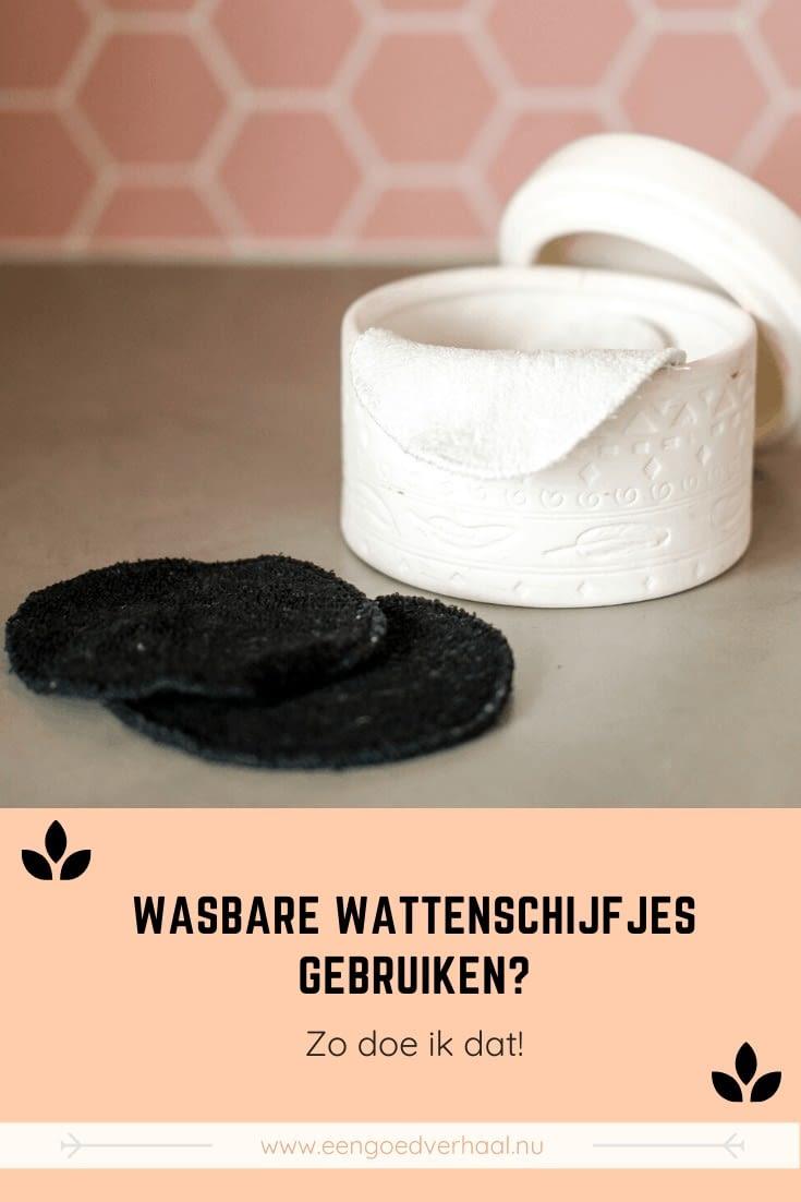 wasbare wattenschijven tips